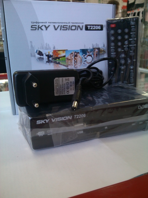 Sky Vision 2201 Инструкция - фото 9